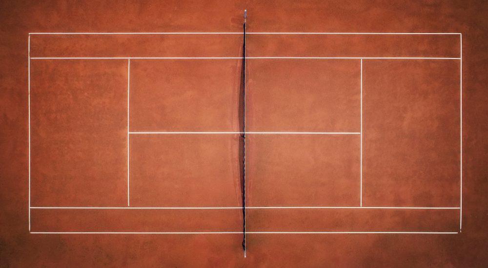 chi phí xây dựng sân tennis
