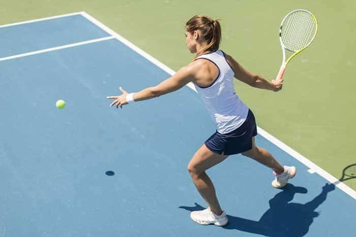 kích thước sân tennis tiêu chuẩn