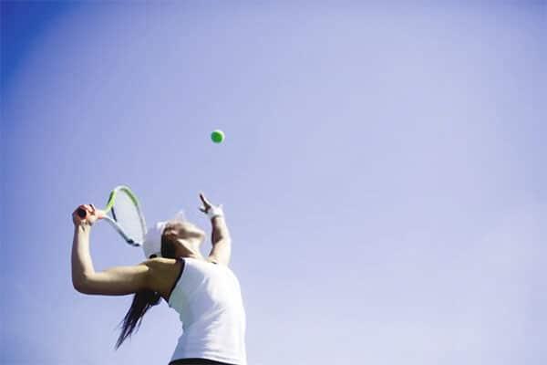 Kỹ thuật tennis
