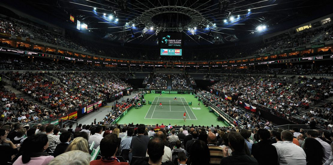 san tennis