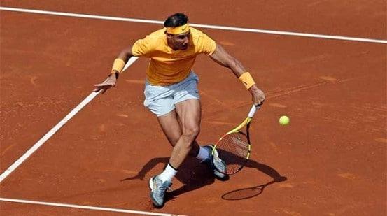 các loại sân tennis