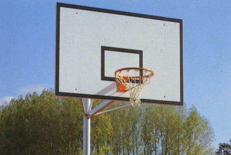kích thước bảng bóng rổ